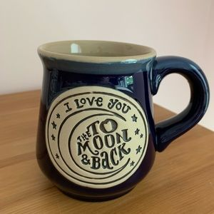 Love You to the Moon & Back Mug $5 Add-On